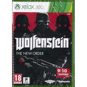 Wolfenstein The New Order Game Xbox 360