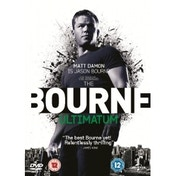 The Bourne Ultimatum DVD