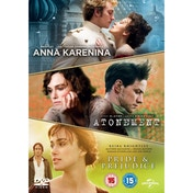 Joe Wright Triple Pack DVD