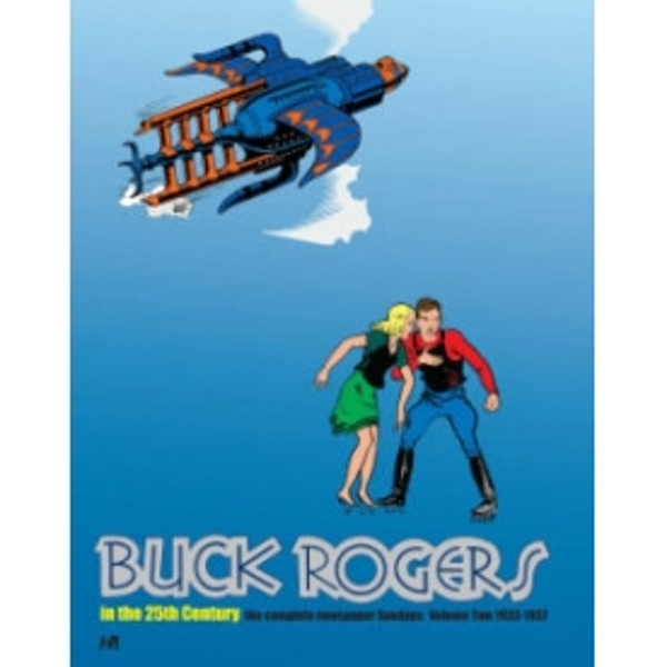 Buck Rogers in the 25th Century: Complete Newspaper Sundays Volume 2 1933-1937
