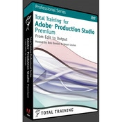Total Training For Adobe Production Studio Premium