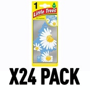 Daisy Chain (Pack Of 24) Little Trees Air Freshener