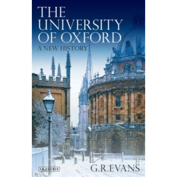 The University of Oxford : A New History