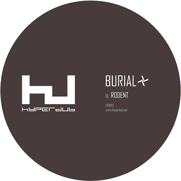 Burial - Rodent Vinyl