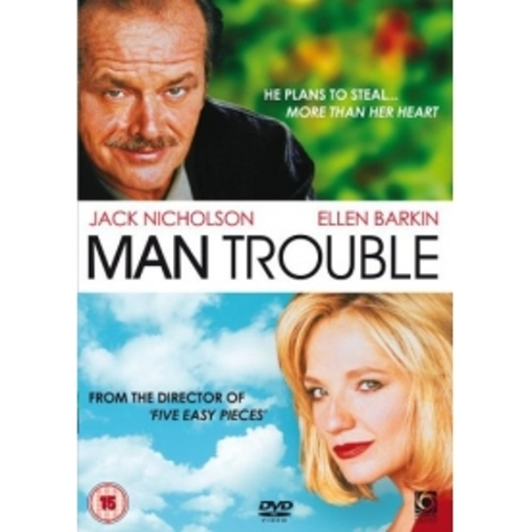 Man Trouble DVD