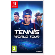 Tennis World Tour Nintendo Switch Game