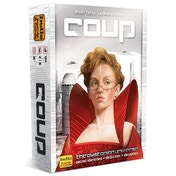 Coup Card Game