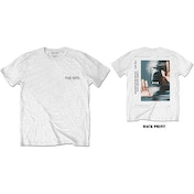 The 1975 - ABIIOR Side Face Time Men's Medium T-Shirt - White