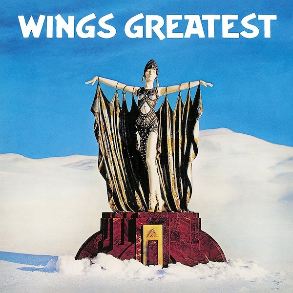 Wings - Greatest Hits Vinyl