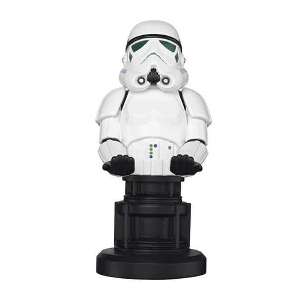 Stormtrooper (Star Wars) Controller / Phone Holder Cable Guy