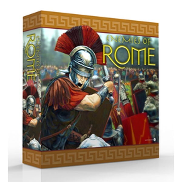Enemies of Rome Board Game
