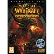 World Of WarCraft Cataclysm Expansion PC CD Key Download for Battle