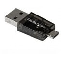 Micro SD to Micro USB / USB OTG Adapter Card Reader for Android Devices
