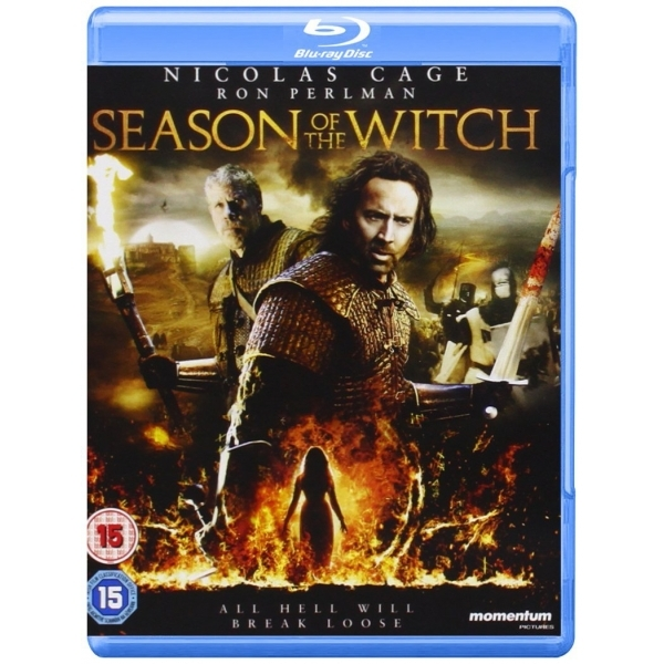 Season of the Witch Blu-ray