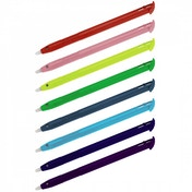 Stylus Pens for Nintendo New 3DS XL Set of 8 Rainbow Colours