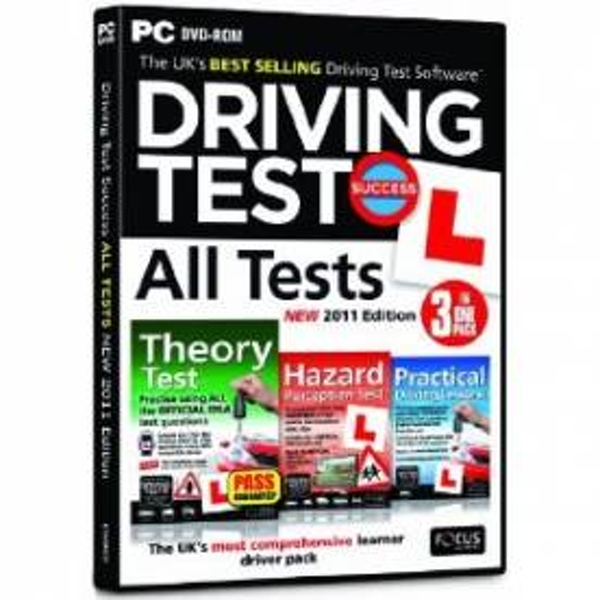 Driving Test Success All Tests 2011 Edition PC