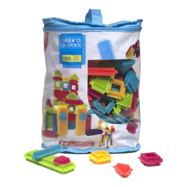 Seek'O Building Blocks (150 Pieces)