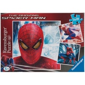 Spider-Man In Action 3 Box Puzzle Set