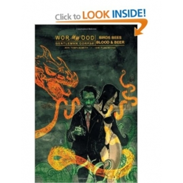 Wormwood Volume 1