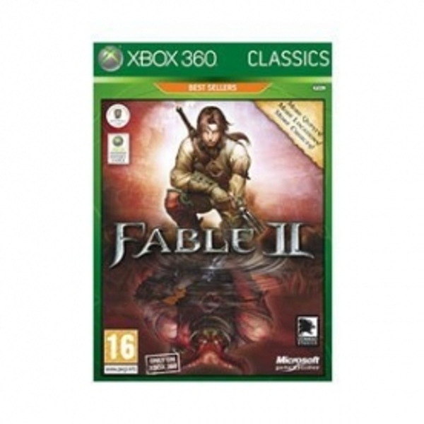 Fable 2 II Game Of The Year (GOTY) Game (Classics) Xbox 360