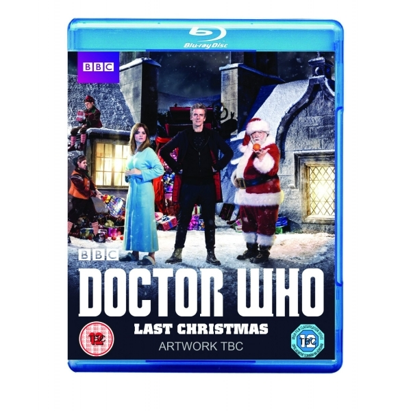 Doctor Who Last Christmas Blu-ray - Image 2