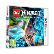 Lego Ninjago Nindroids 3DS Game