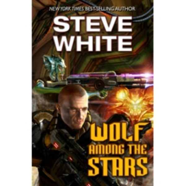 Wolf Among The Stars Hardcover