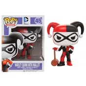 Harley Quinn with Mallet (DC Comics) Funko Pop! Vinyl Figure