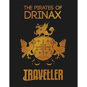 Traveller: The Pirates of Drinax (Hardcover)