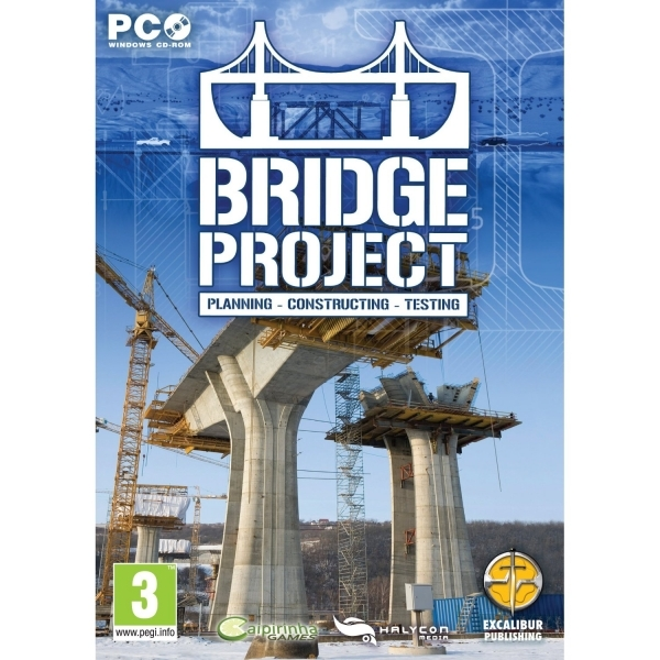 The Bridge Project Game PC