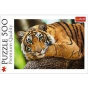 Tiger Jigsaw Puzzle - 500 Pieces