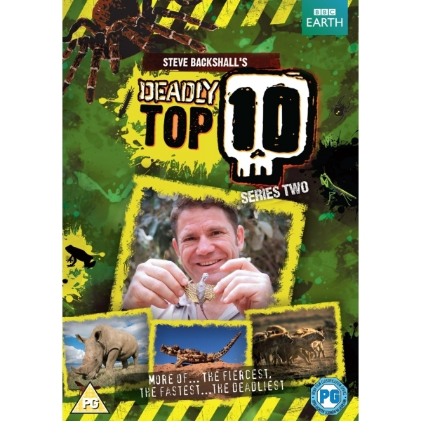Deadly Top 10 Series 2 DVD