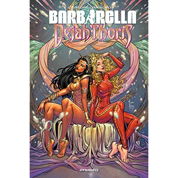 Barbarella / Dejah Thoris