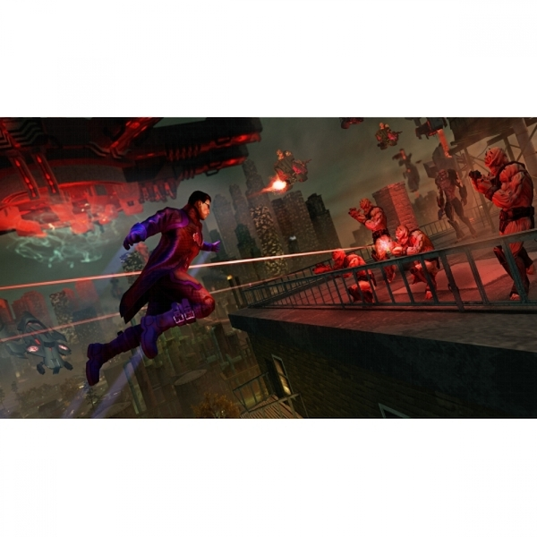 Ex-Display Saints Row IV 4 Commander in Chief Edition Game Xbox 360 - Image 4