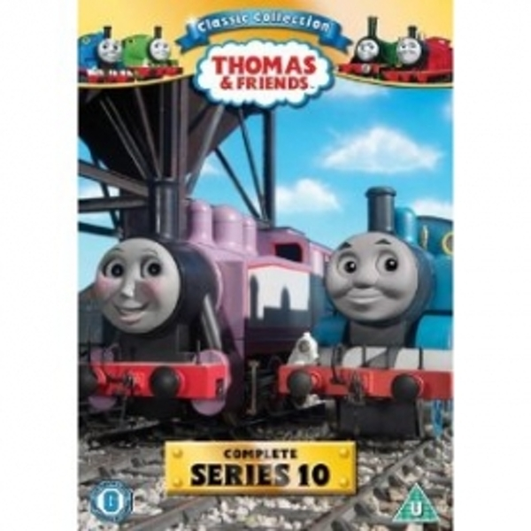 Thomas & Friends - Complete 10th Series DVD