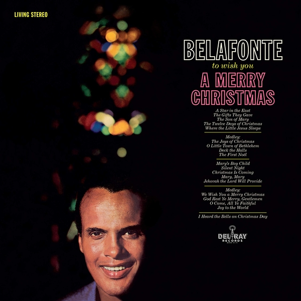 Harry Belafonte - To Wish You A Merry Christmas Vinyl