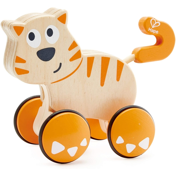 Dante Push & Pull Along Wooden Toy