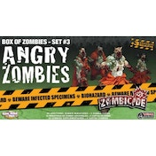 Zombicide Angry Zombies Board Game