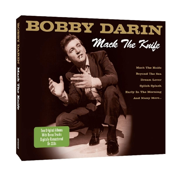 Bobby Darin - Mack The Knife CD