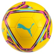 Puma Final 6 MS Training Football Fluo Yellow/Blue/Red - Size 3