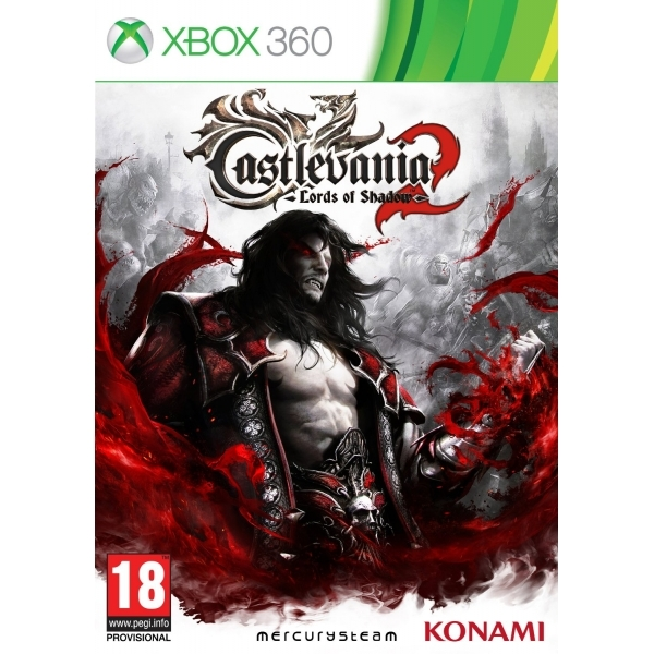 Castlevania Lords of Shadow 2 Game Xbox 360
