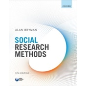 Social Research Methods by Alan Bryman (Paperback, 2015)