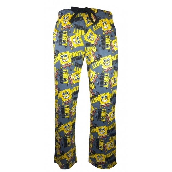 Spongebob Squarepants 'Party Sponge' Loungepants X-Large One Colour