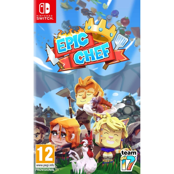 Epic Chef Nintendo Switch Game - Image 1