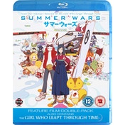 Summer Wars / The Girl Who Leapt Through Time Blu-ray