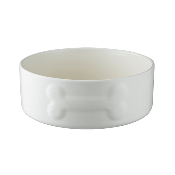 Mason Cash Ceramic Bowl for Dogs and Cats, 20 cm