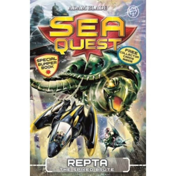Sea Quest: Repta the Spiked Brute : Special 6