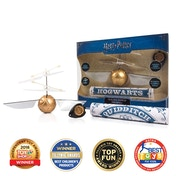 J.K. Rowling's Wizarding World Harry Potter Golden Flying Snitch Heliball