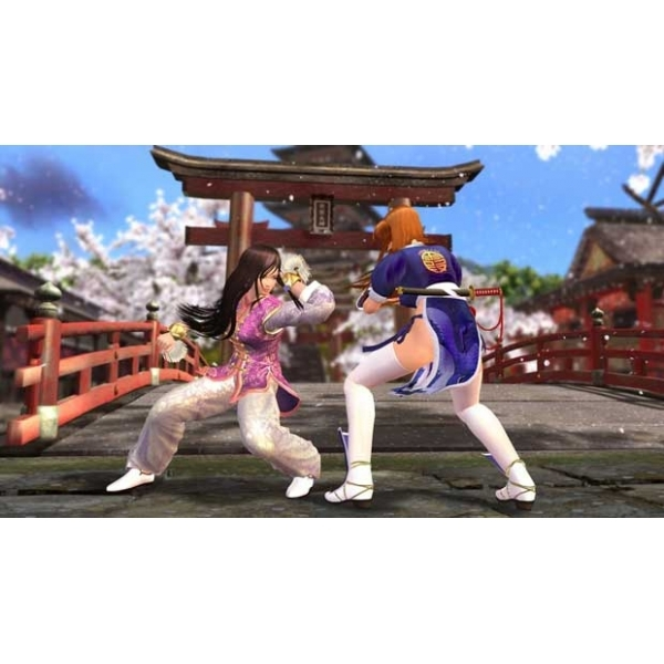 Dead Or Alive Dimensions Game 3DS - Image 2