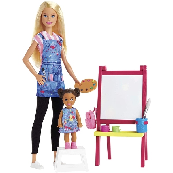 Barbie You Can be Anything Art Teacher
